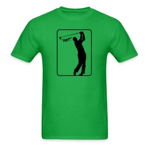 Golf Shot #@?! - Men's T-Shirt