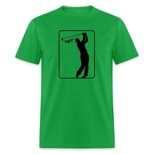 Golf Shot #@?! - Men's T-Shirt