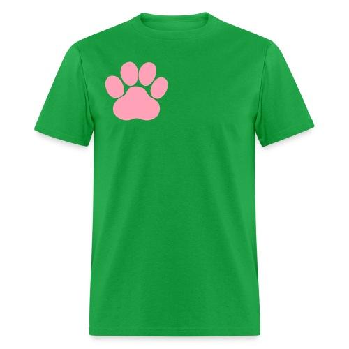pawsitive - Men's T-Shirt