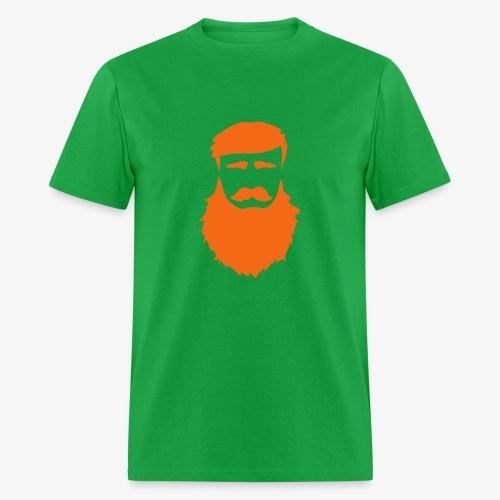 PoM Logo Horizontal V2 REVERSE - Men's T-Shirt
