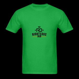 Righteous Dub Logo - Men's T-Shirt