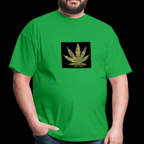 Marijuana - Men's T-Shirt