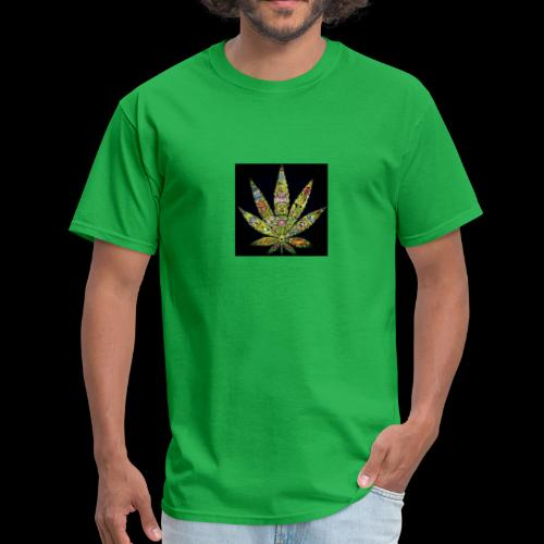 Marijuana - Men's T-Shirt