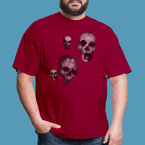 Bone skulls - Men's T-Shirt