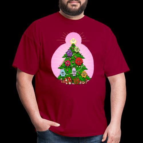 Christmas 2020 Sick Ridiculous Puppets - Men's T-Shirt