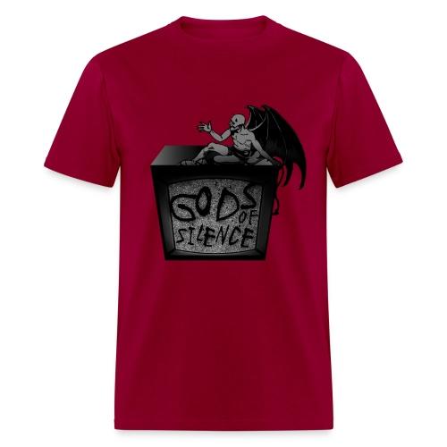 GODS OF SILENCE - Men's T-Shirt