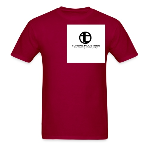 turbine industries logo - Men's T-Shirt