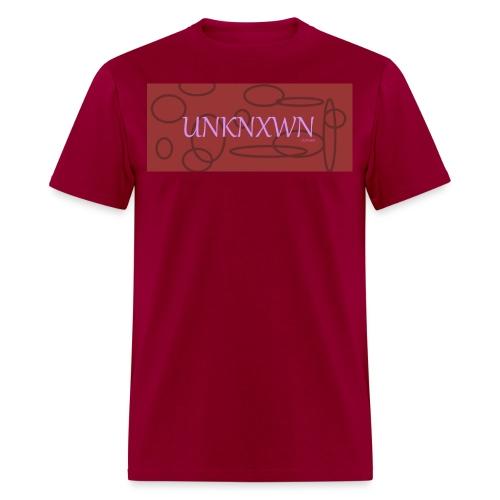 RED PINK UNKNXWN - Men's T-Shirt