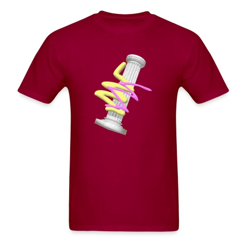 Greek Zig Zags - Men's T-Shirt