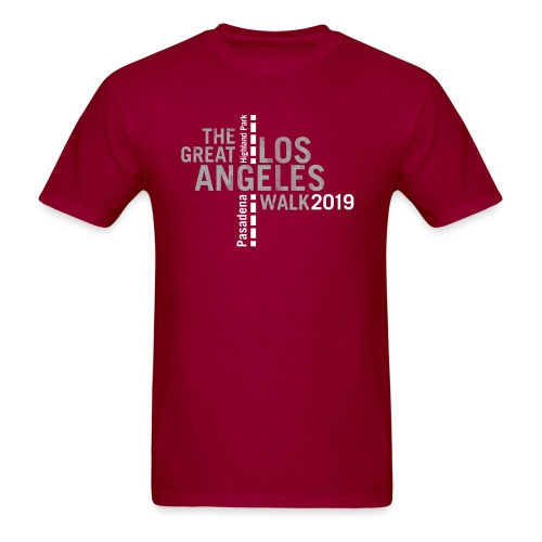 Great Los Angeles Walk 2019 - Men's T-Shirt