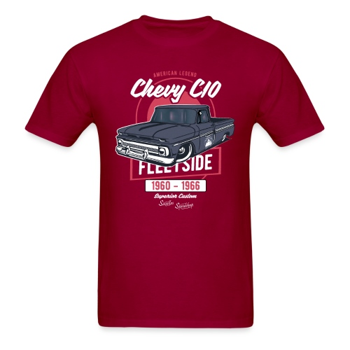 Chevy C10 - American Legend - Men's T-Shirt