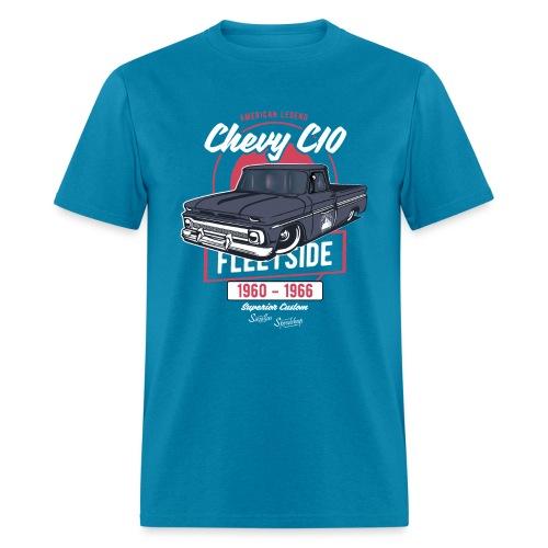 Chevy C10 - American Legend - Men's T-Shirt
