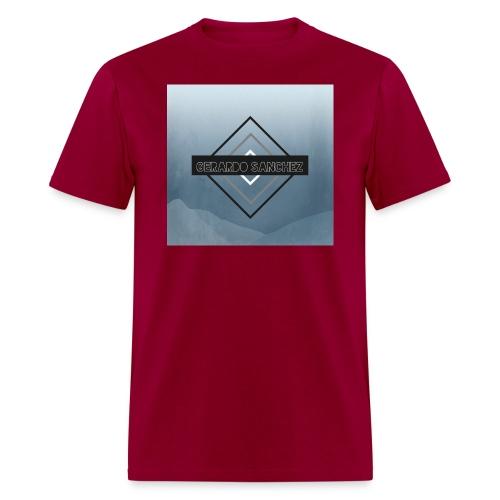 Rhombus Design - Men's T-Shirt