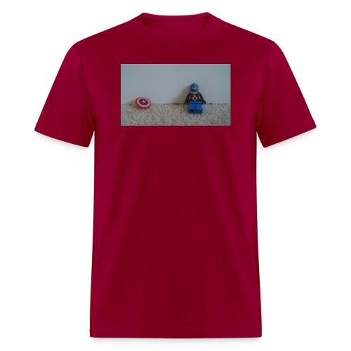 chill like captin - Men's T-Shirt