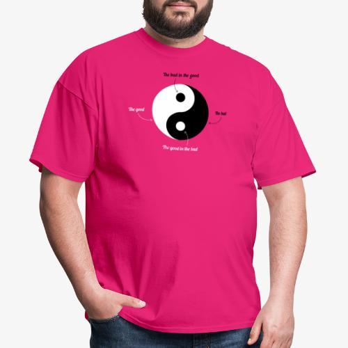 Ying-Yang - Men's T-Shirt