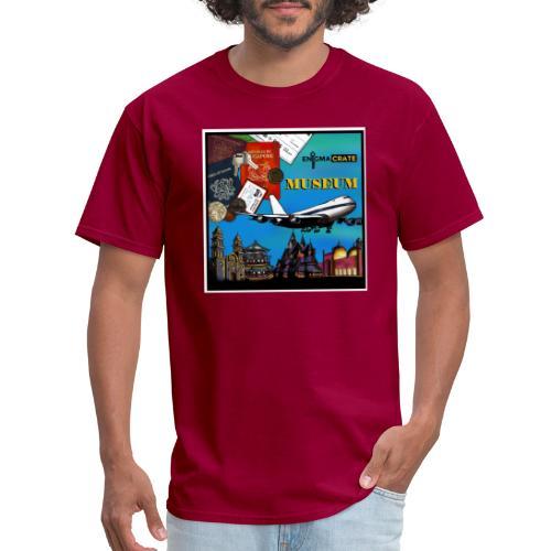 Enigma Crate: Museum - Men's T-Shirt