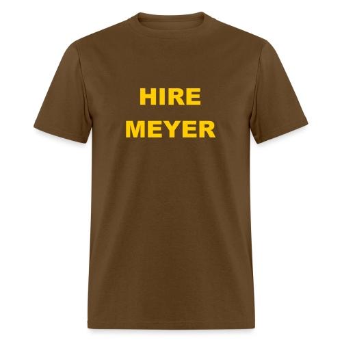 Hire Meyer - Men's T-Shirt