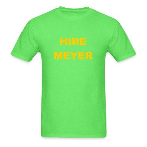 Hire Meyer - Men's T-Shirt