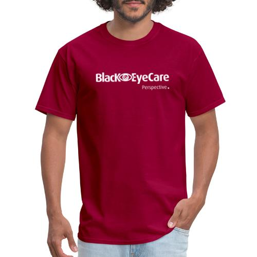02 BlackEYeCareLogo Transparent 2 - Men's T-Shirt