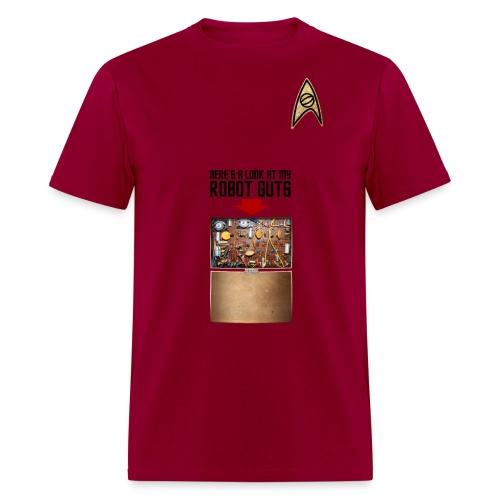 Robot Guts - Men's T-Shirt