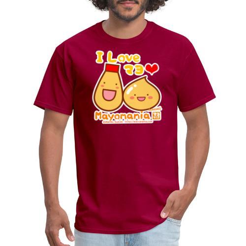 Mayo Love - Men's T-Shirt