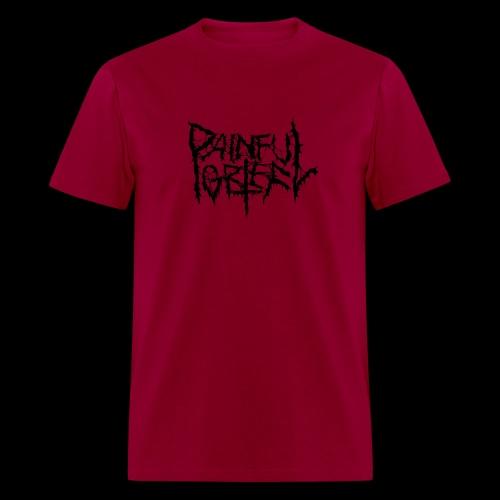 Painful Grief Logo - Men's T-Shirt