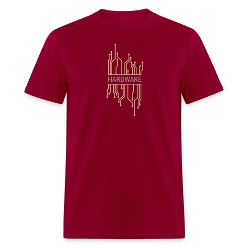 circuit-hardware - Men's T-Shirt