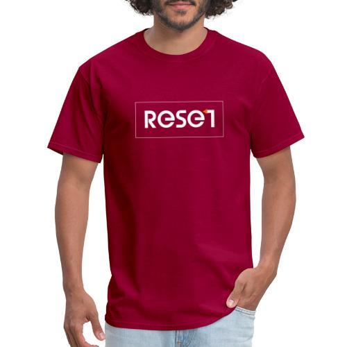 RESET Square - Men's T-Shirt