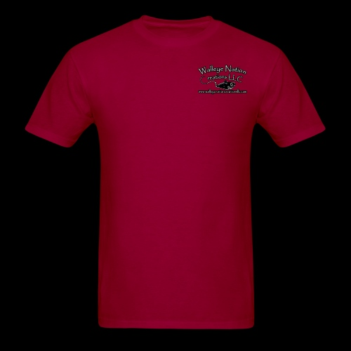 WNC Logo Front and back - Men's T-Shirt