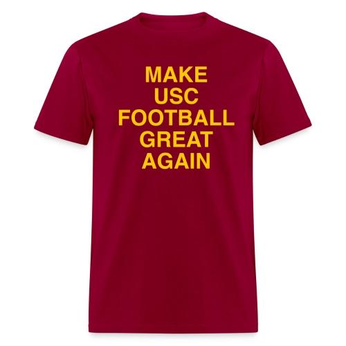 Make USC Football Great Again - Men's T-Shirt