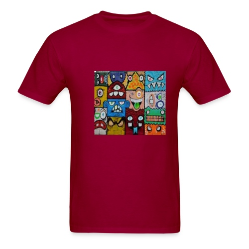 Multiple Personality - Men's T-Shirt