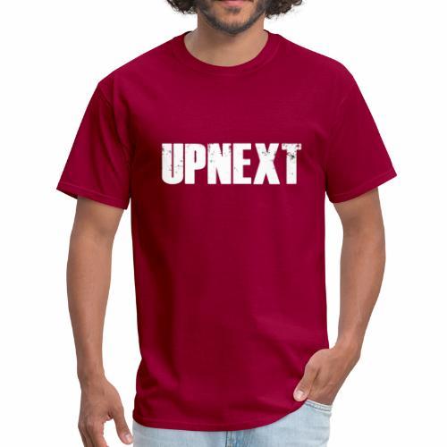UP NEXT LOGO - Men's T-Shirt
