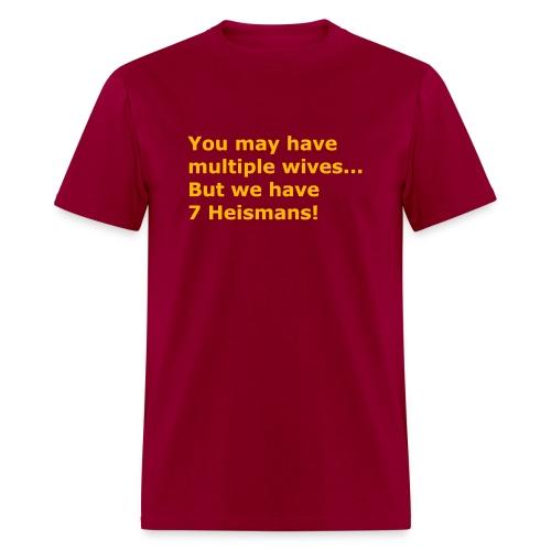 Multiple Wives - Men's T-Shirt
