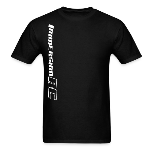 immersionrclogo - Men's T-Shirt