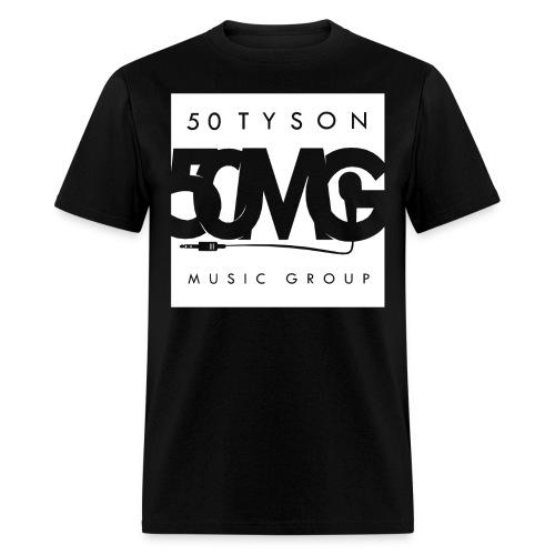 50MG LOGO full w png - Men's T-Shirt