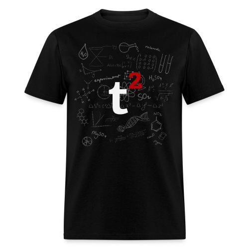 t2 Equations - Men's T-Shirt