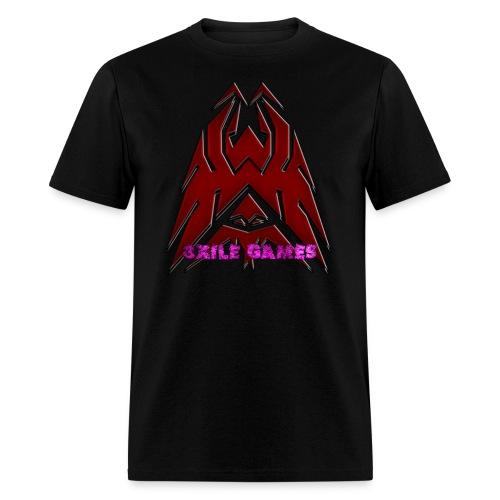 3XILE Games Logo - Men's T-Shirt
