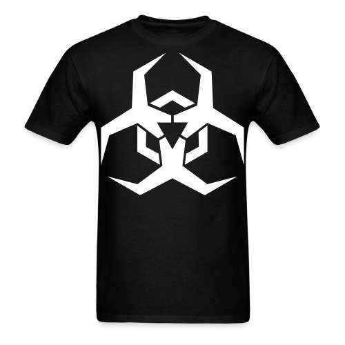 Biohazard - Men's T-Shirt