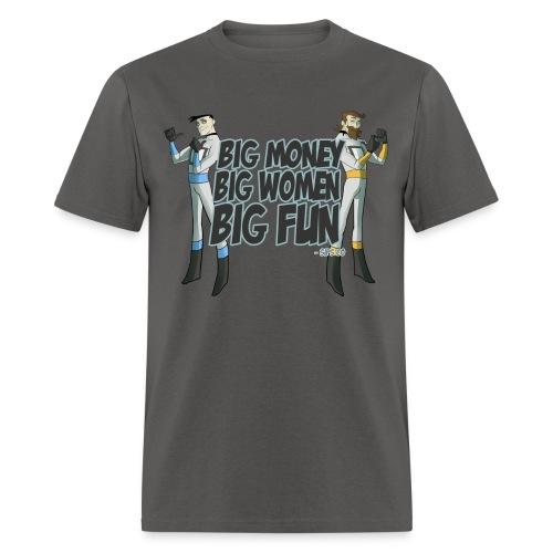 Big Money - Men's T-Shirt
