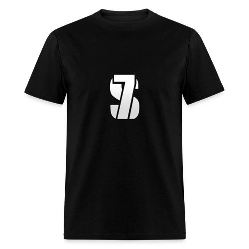 Squad 7 BIG LOGO - Men's T-Shirt
