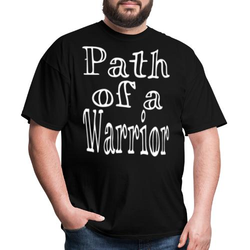 Path of a Warrior - Men's T-Shirt