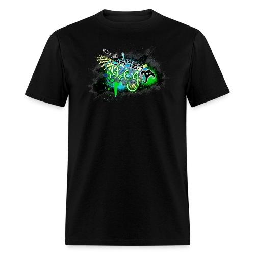 Gamer Meg TShirt Design png - Men's T-Shirt