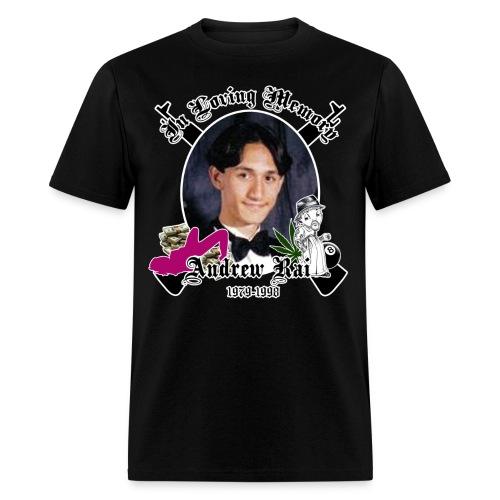 in memory - Men's T-Shirt