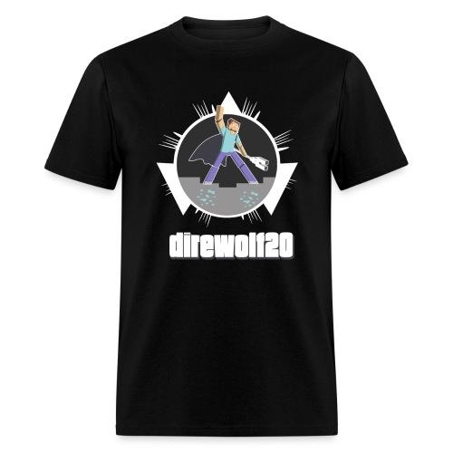 Direwolf20-Avatar-1.6FTB - Men's T-Shirt