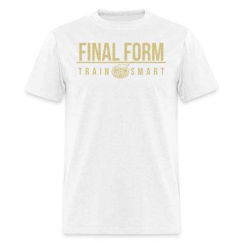final form logo train smart1 png - Men's T-Shirt