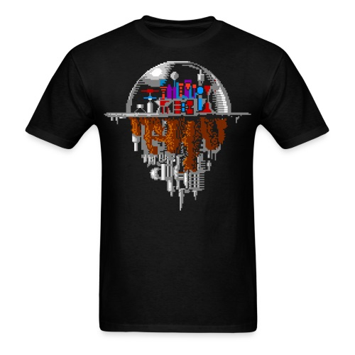 Sky city - Men's T-Shirt