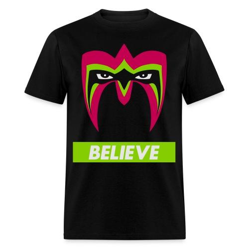 Warrior Believe - Men's T-Shirt