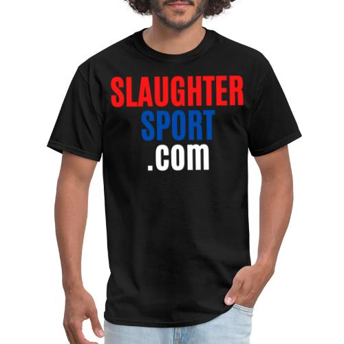 SLAUGHTERSPORT.COM - Men's T-Shirt