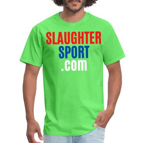 SLAUGHTERSPORT.COM - Men's T-Shirt