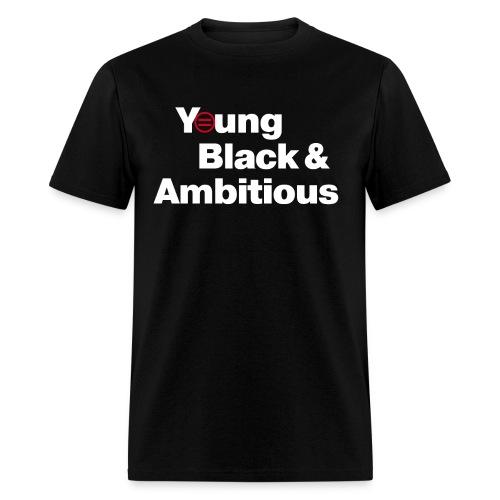 YBA Black Shirt2 - Men's T-Shirt